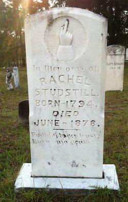 Rachel <i>Sirmans</i> Studstill