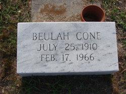 Beulah Cone