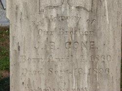 J. B. Cone