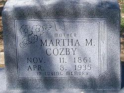 Martha Matildia <i>Zimmerman</i> Cozby