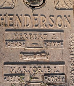 Marjorie <i>Switzer</i> Henderson
