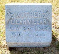 Eulalia Delilah Lilah <i>Villar</i> Cartter