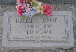 Isabell Bell <i>Rewis</i> Jarriel