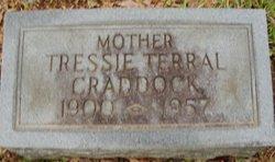 Tressie <i>Terral</i> Craddock