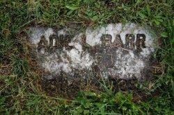 Adie L Barr