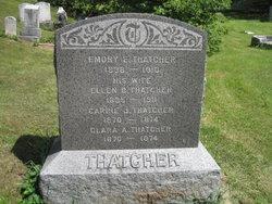 Carrie J Thatcher