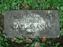 David Earl Leach