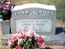 Esther A. Brown
