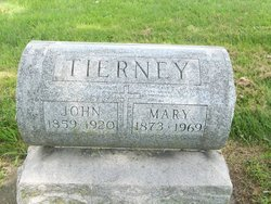 Mary Ann <i>Hilton</i> Tierney