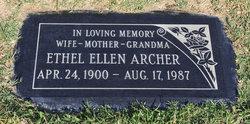 Ethel Ellen <i>Williams</i> Archer