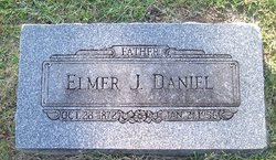 Elmer John Scott Daniel