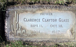 Clarence Clayton C.C. Glass
