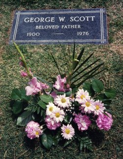 George Winfield Scotty Scott