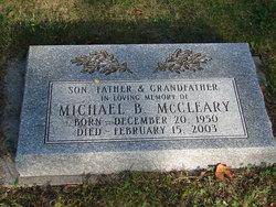 Michael Bruce McCleary