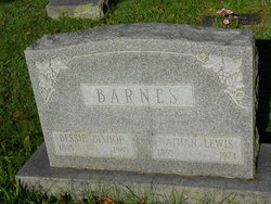 Bessie <i>Bishop</i> Barnes