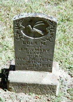 Lola M. Blake