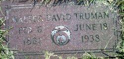 Walter David Truman