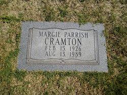 Margie <i>Parrish</i> Cramton