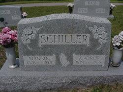 Margareth Maggie <i>Stamm</i> Schiller