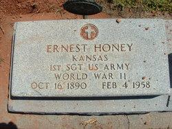 Ernest Honey