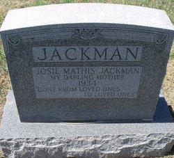 Josie <i>Mathis</i> Jackman