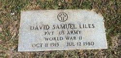 David Samuel Liles