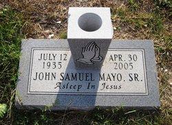 John Samuel Mayo, Sr