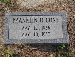 Franklin D Cone