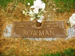 Maurine C. Peggy Bowman