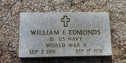 William Edward Ed Edmonds
