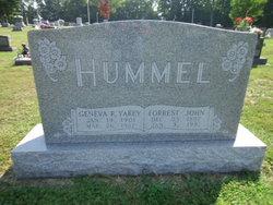 Geneva R. <i>Yakey</i> Hummel