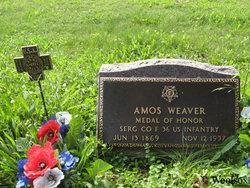 Amos Weaver