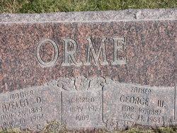 George W Orme