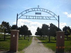 Plattville Lutheran Cemetery