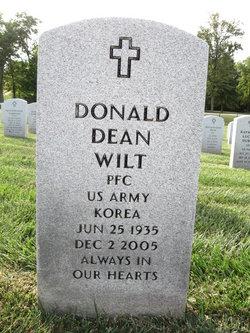 Donald Dean Wilt