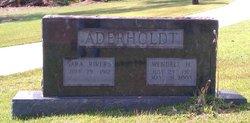 Wendell Homer Aderholdt