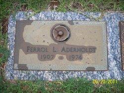 Ferrol Lee Aderholdt