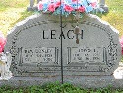 Rev Conley Leach