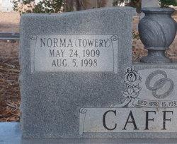 Norma Ellen <i>Towery</i> Caffey