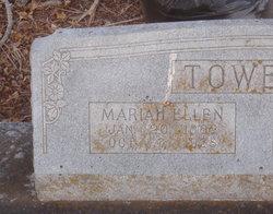 Mariah Ellen <i>Jackson</i> Towery