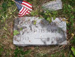 George W. Jones