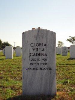Gloria Lillia <i>Villa</i> Cadena