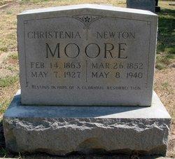Christenia <i>Henderson</i> Moore
