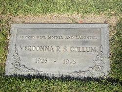 Verdonna Rosalie <i>Strack</i> Collum