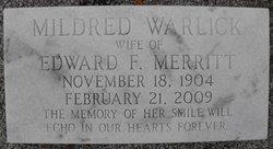 Mildred <i>Warlick</i> Merritt