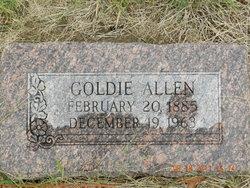 Mary Goldie Allen