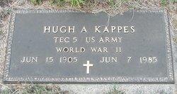 Hugh A Kappes