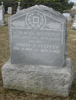Joseba Catherine <i>Pfeffer</i> Dotterer