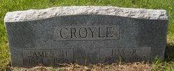 Ida Rebecca <i>John</i> Croyle