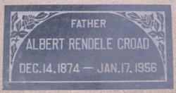 Albert Rendele Croad